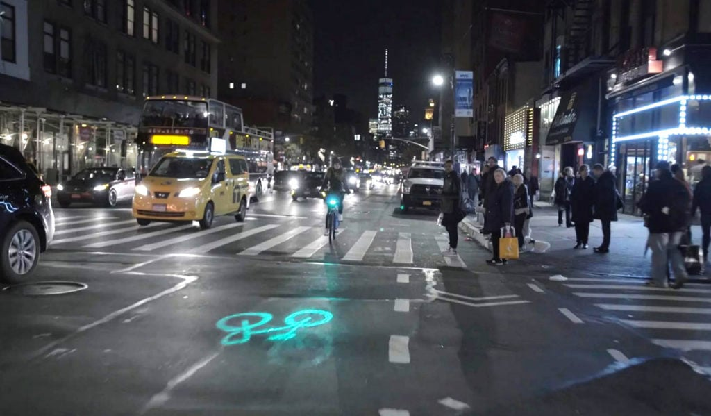 Bike Lights during Commuting