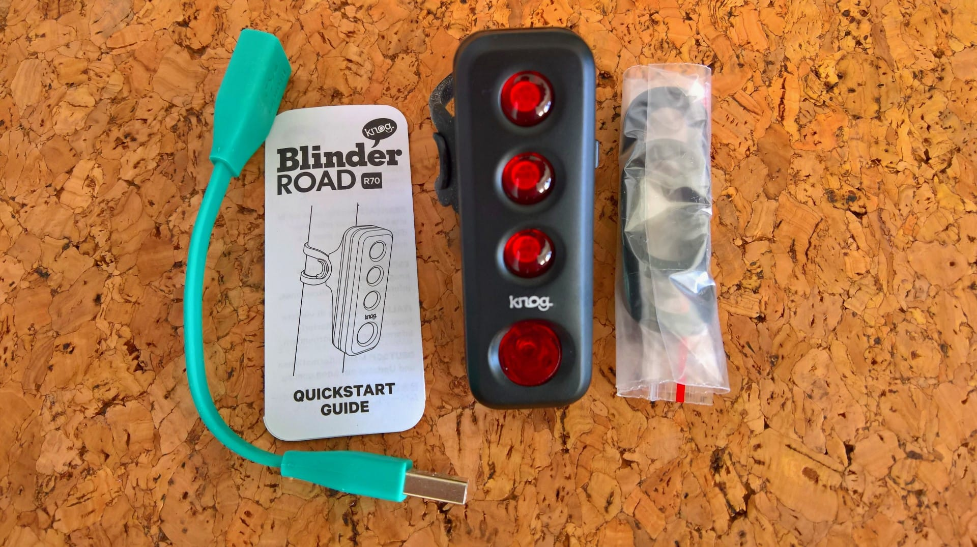 Knog Blinder R70 Rear Lights Set