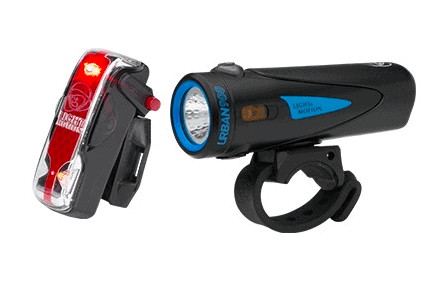 Light and Motion Urban 900 Commuter Combo Kit