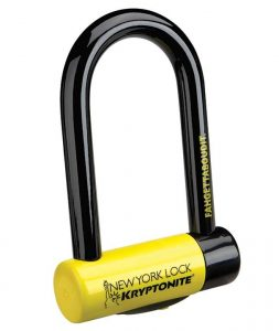 Kryptonite New York Fahgettaboutit U-Lock