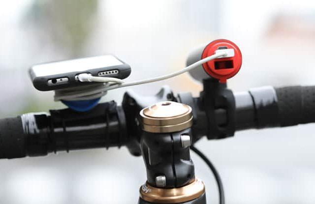 Knog PWR Rider Bike Headlight