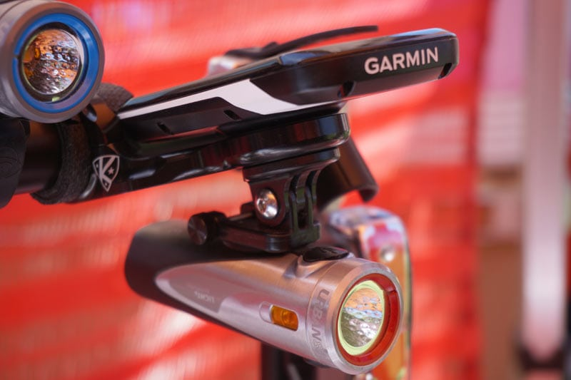 Light and Motion Urbans GPS Mount