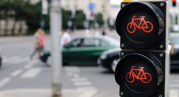 red-bicycle-light 35 Tips to Stay Safe on the Road from The Geeky Cyclist