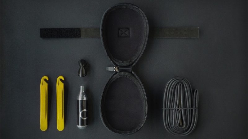 bicycle saddle bag contents