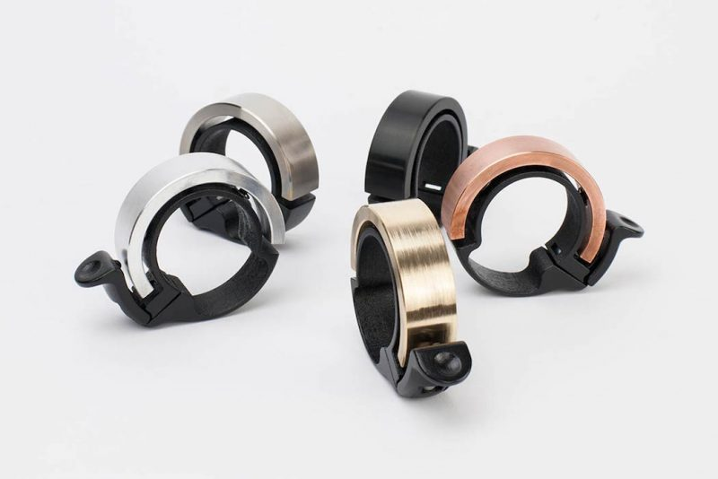 Knog Oi Bike Bell Available in 4 Colors