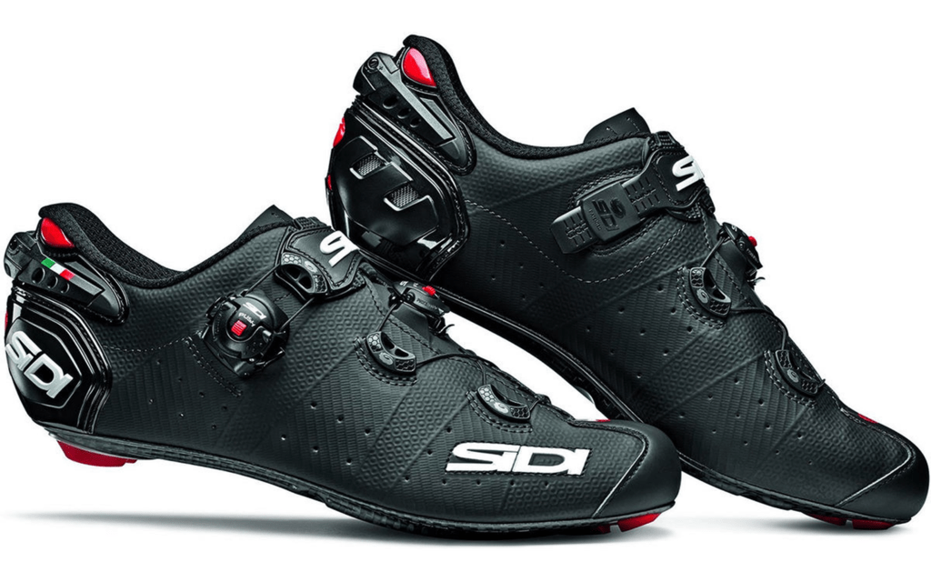 Sidi Wire 2 Black Shoes