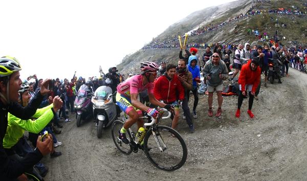 Giro d Italia 2015 Alberto Contador