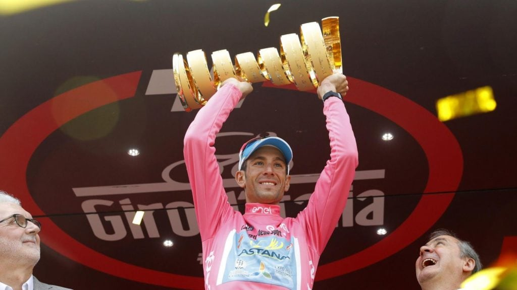 Giro d Italia 2016 Vincenzo Nibali