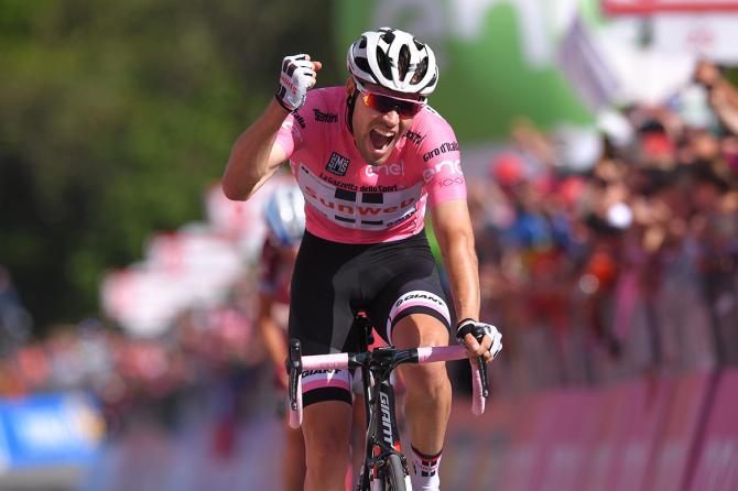 Giro d Italia 2017 Tom Doumoulin