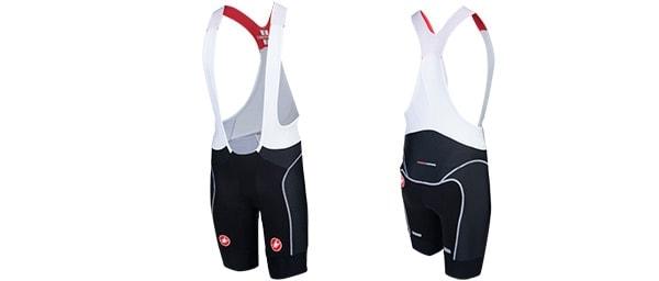 Castelli Free Aero Race Bib Shorts Black