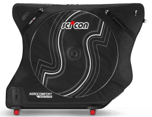 Scicon Aerocomfort 3.0 Black