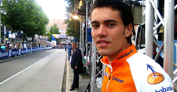 Tom Dumoulin Rabobank 2011