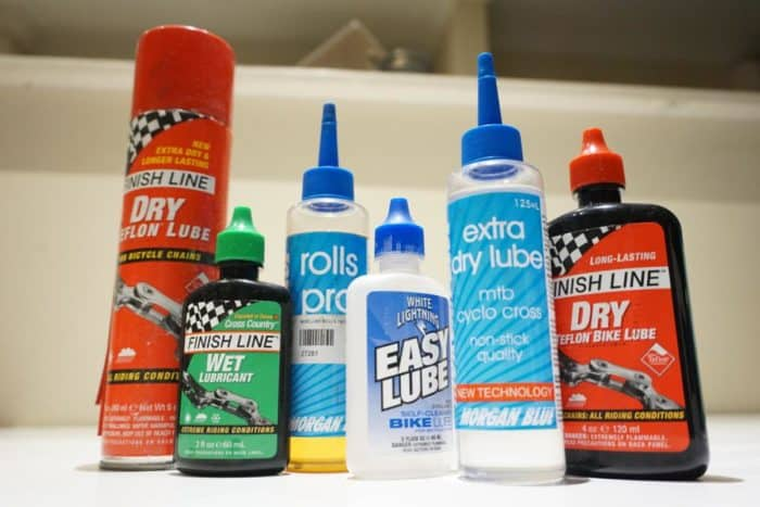 Bicycle Chain Lubes