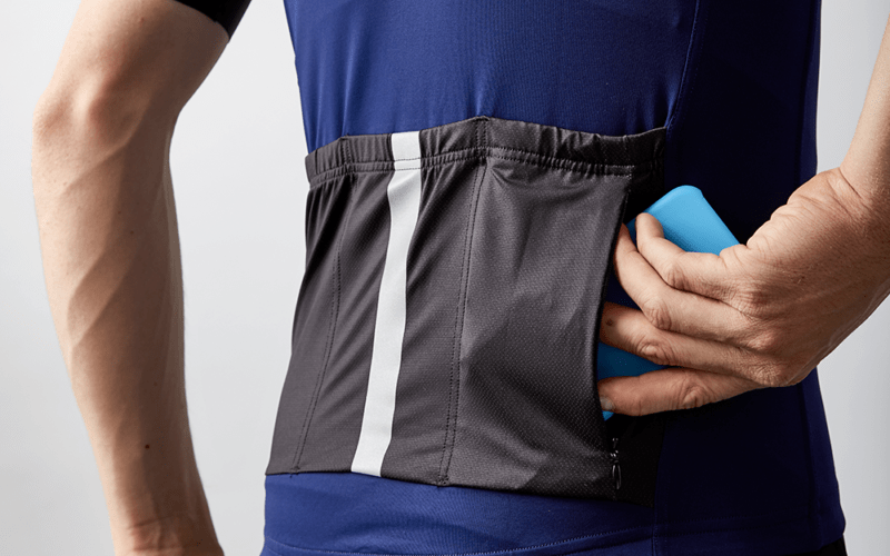 Cycling Jersey Back Pockets