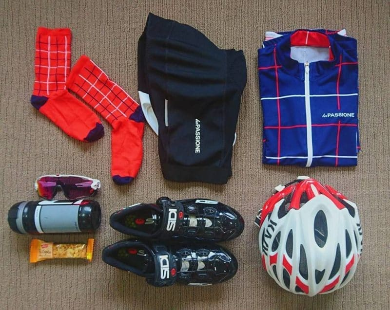 Cycling Kit Fashion