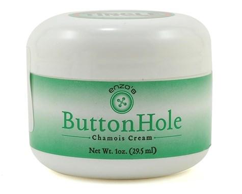 Enzo Buttonhole Chamois Cream
