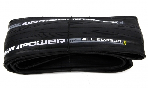 Michelin Power All Season Tires Folded