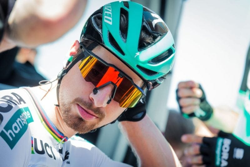 Peter Sagan 100 Percent Sunglasses