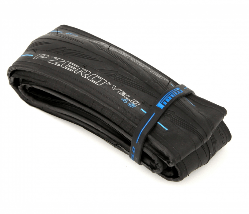 Pirelli P Zero Velo Tires Folded