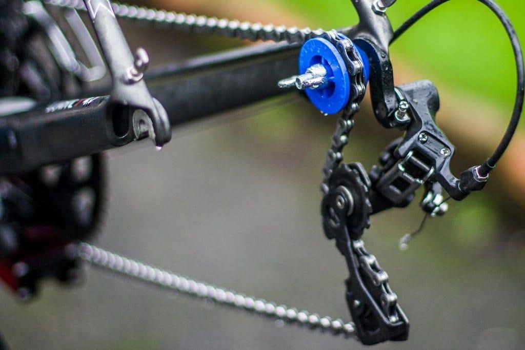 Road Bike Chain Keeper
