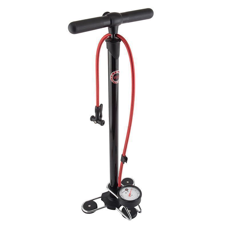 Velowurks Bicycle Floor Pump