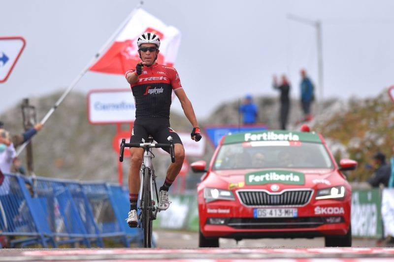 Alberto Contador Angliru Win 2017 Vuelta