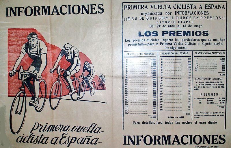 Informaciones Newspaper 1935