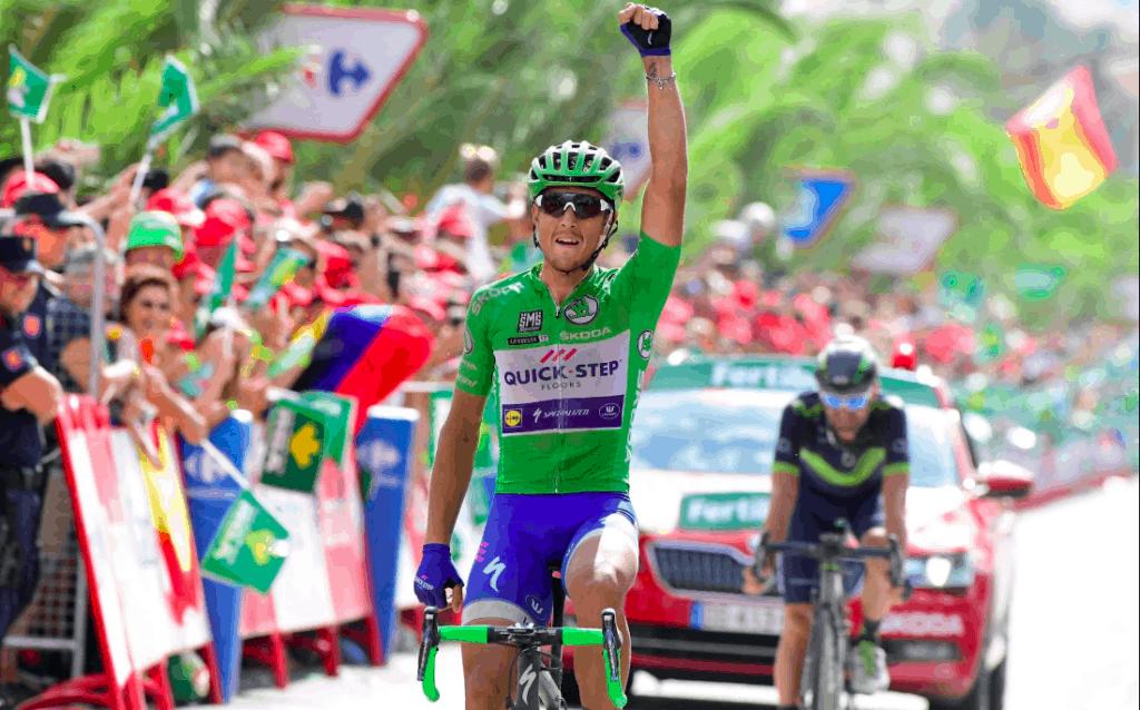 Matteo Trentin Stage 13 Win 2017 Vuelta