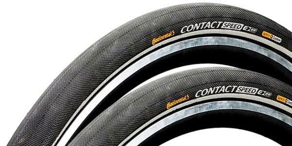 Continental Contact Speed Road Bike Tires