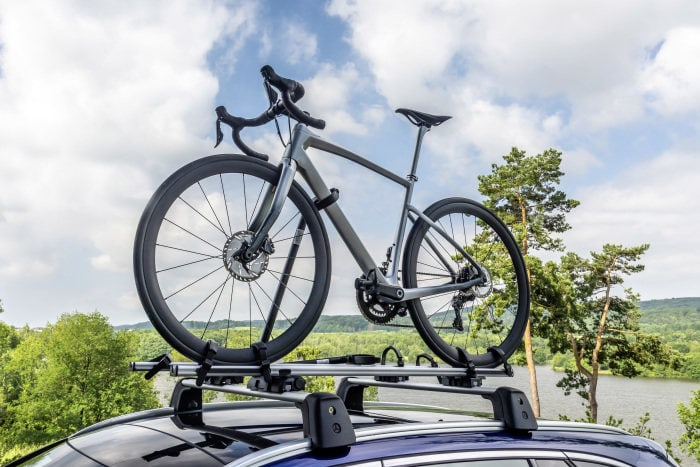 Roof Bike Rack