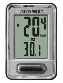 Cateye Velo 7 Bike Computer