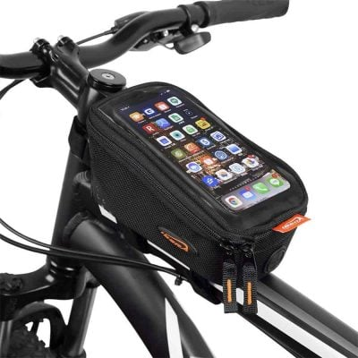 Ibera Bike Top Tube Phone Bag