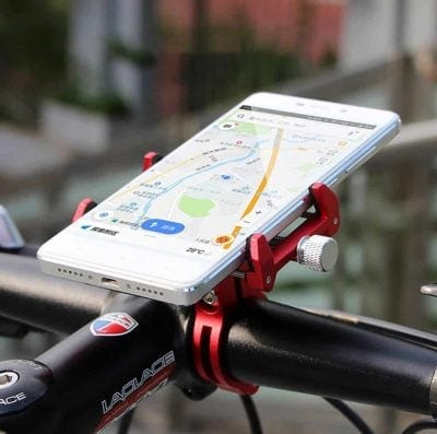 MaxMiles Bike Phone Mount