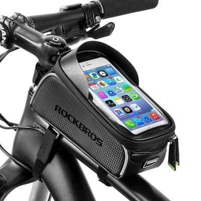 Rock Bros Bike Phone Bag