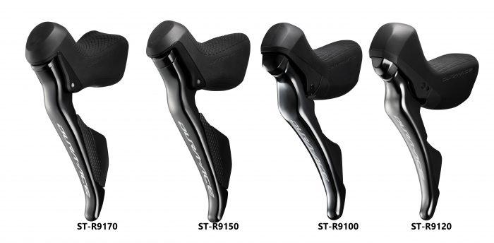 Shimano Dura-Ace 9100 Series Shifters Comparison