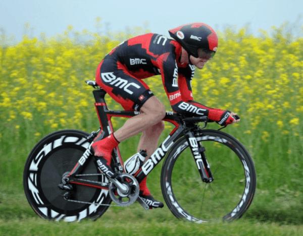 Tour de France Winner Cadel Evans