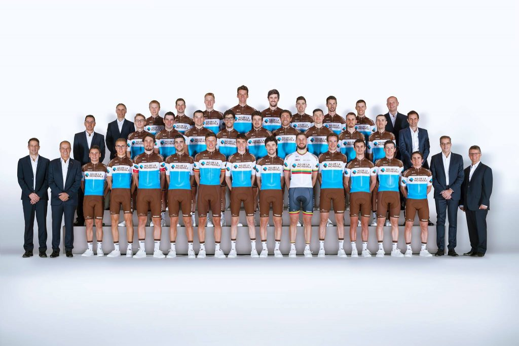 AG2R La Mondiale Team Kit 2019