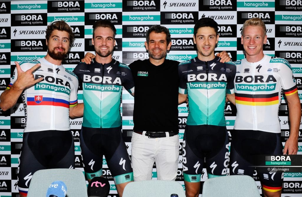 Bora Hansgrohe Team Kit 2019