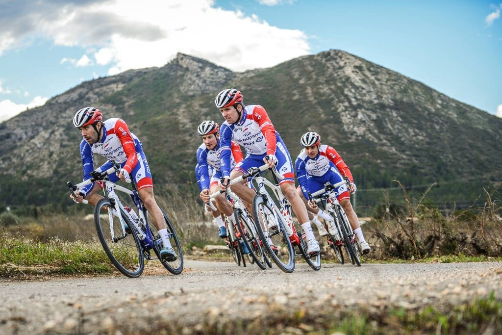 Groupama FDJ Team Kit 2019