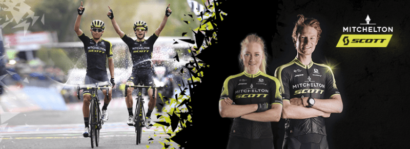 Mitchelton Scott Team Kit 2019