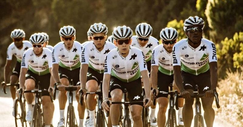 Team Dimension Data Kit 2019