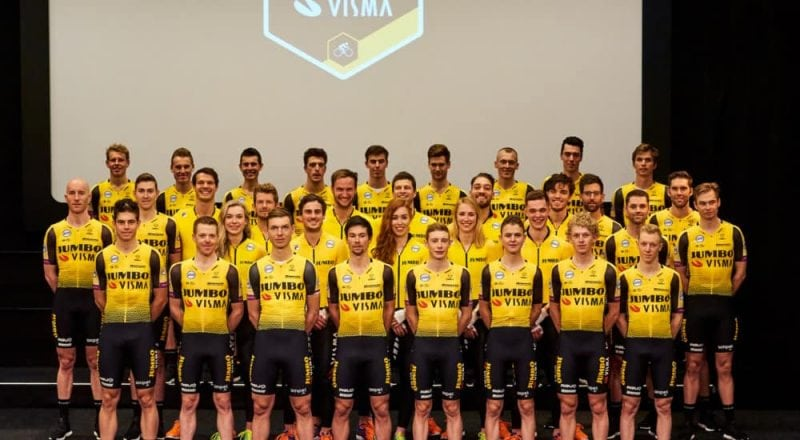 Team Jumbo Visma Kit 2019