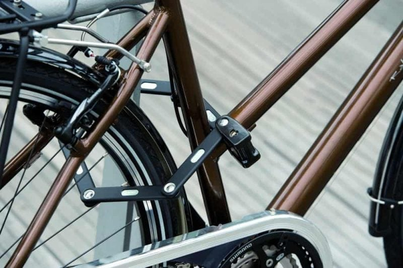 Abus Bike Folding Lock