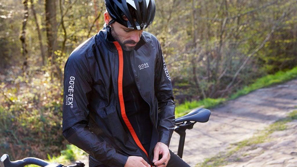 Gore Tex Cycling Jacket