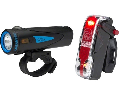 Light and Motion Urban 900 Commuter Combo Lights