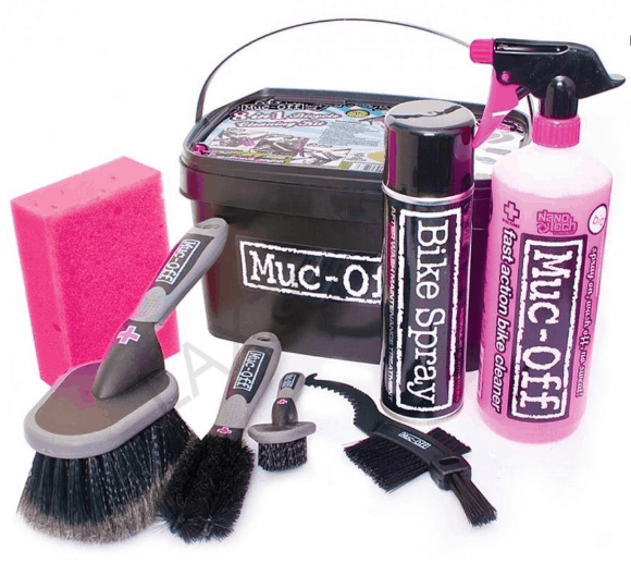 Muc Off 8 in 1 Bike Cleaning Kit