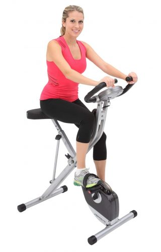 Exerpeutic Upright Bike