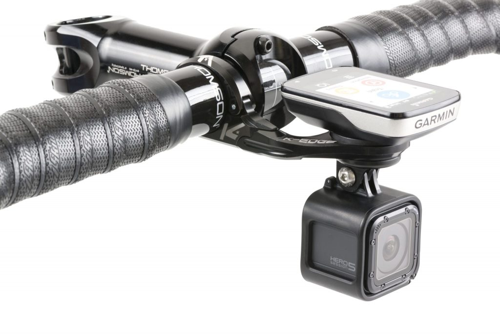 K-Edge GoPro Mounting