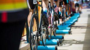 Multiple Bike Rollers