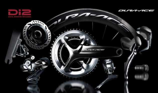 Shimano Duraace Di2 Groupset